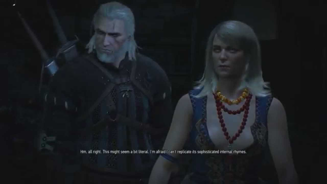 The Witcher 3: How to solve the riddle in the Magic Lamp quest ...