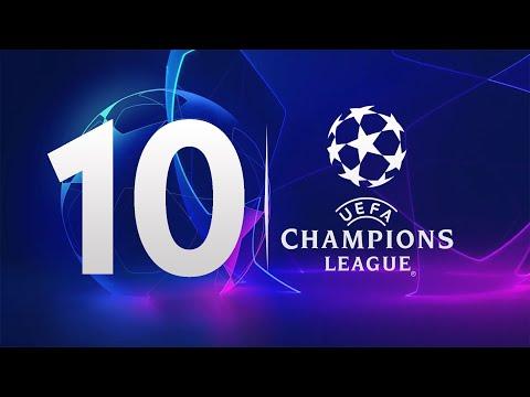Champions League 2021 ● TOP 10 Goals