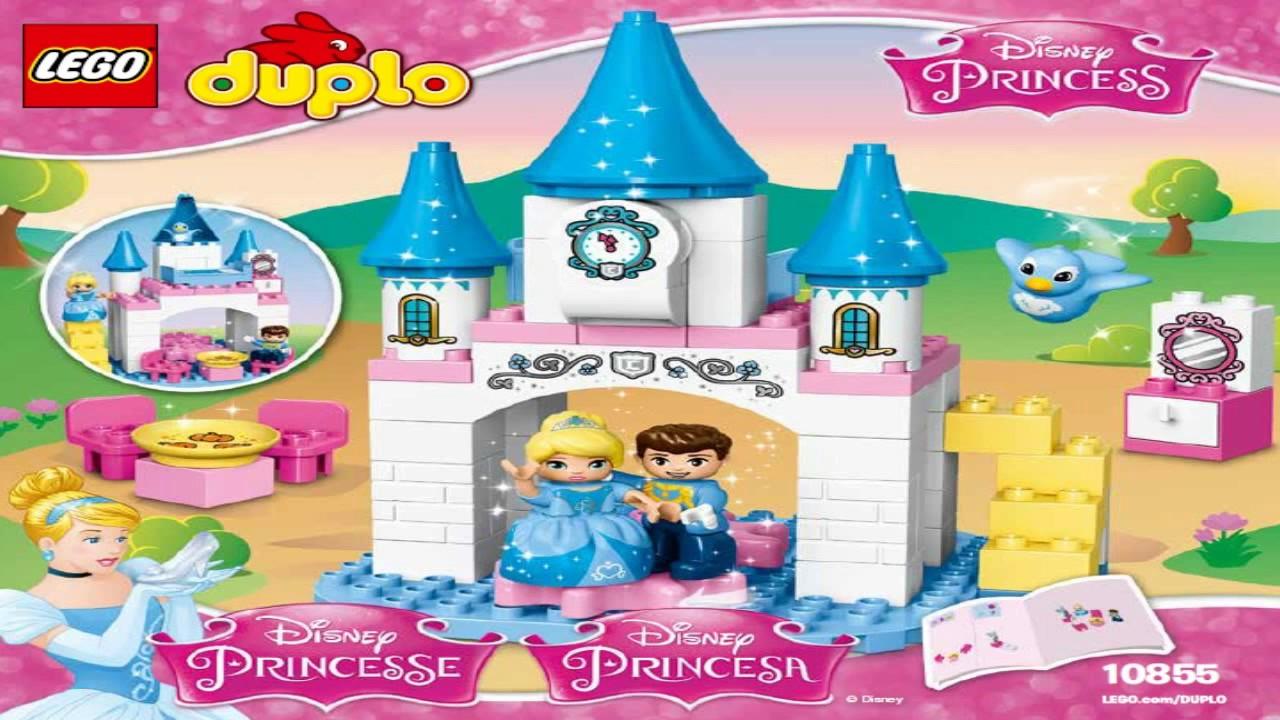 Lego Cinderella Castle - набор лего «замок золушки» | игрушки .