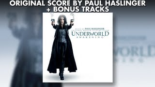 Underworld Awakening - Official Score Preview - Paul Haslinger + bonus tracks