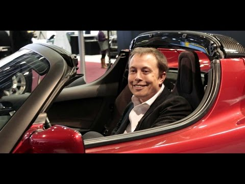 Billionaire Elon Musk Biography: How I Became The Real 'Iron Man' 2016