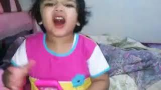 Mola mera v ghar howay By cutoo bcha Aneeqa 😘
