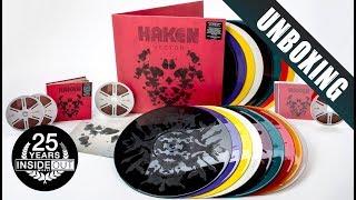 HAKEN - Vector (Unboxing)