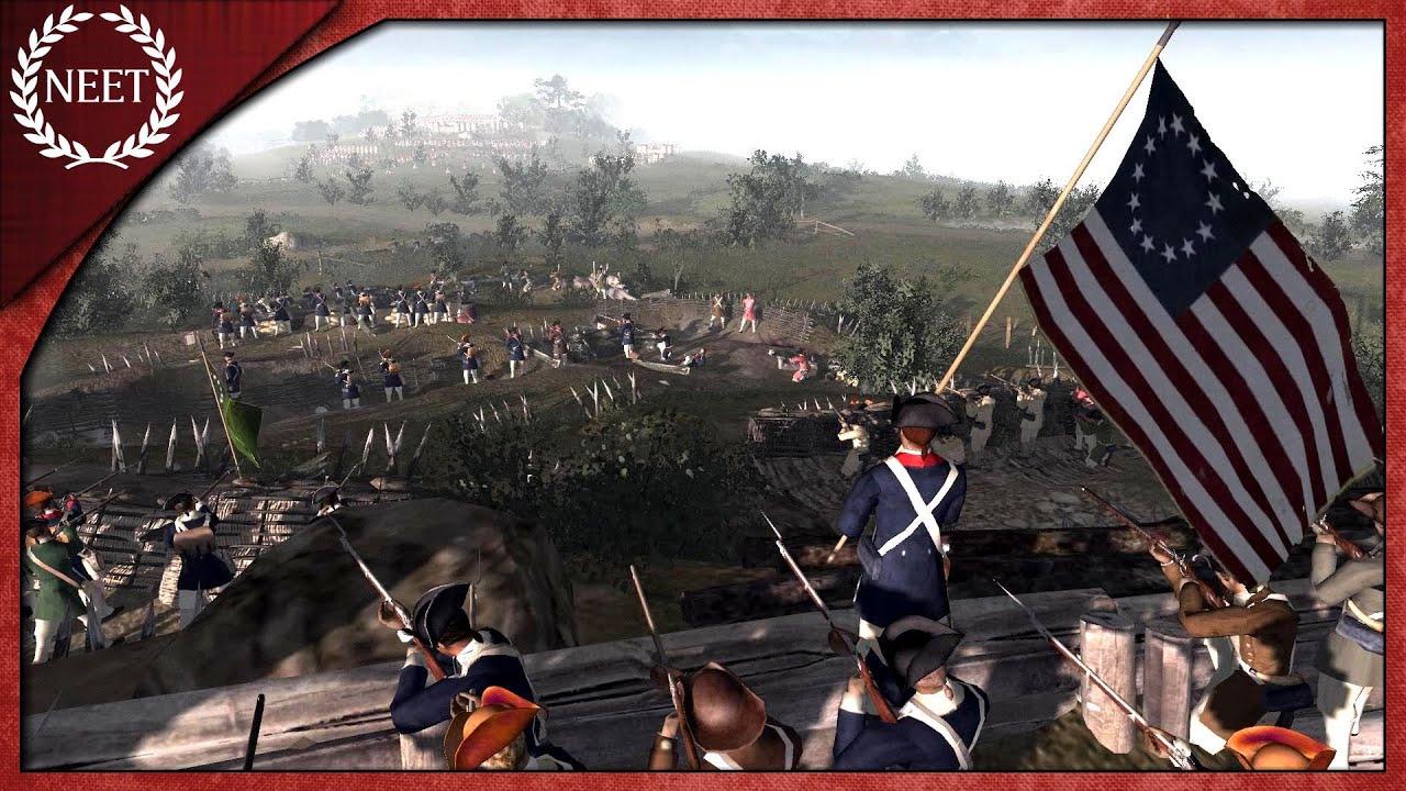 アメリカ独立戦争 バンカーヒル...