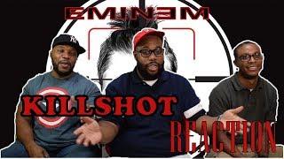 Eminem - Killshot Reaction