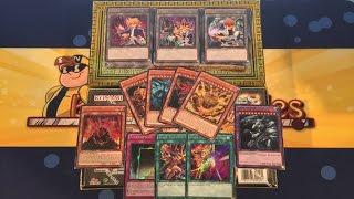 Yugioh Legendary Decks II Unboxing - Exodia, Dark Magician, Blue-Eyes, & Red-Eyes Cards