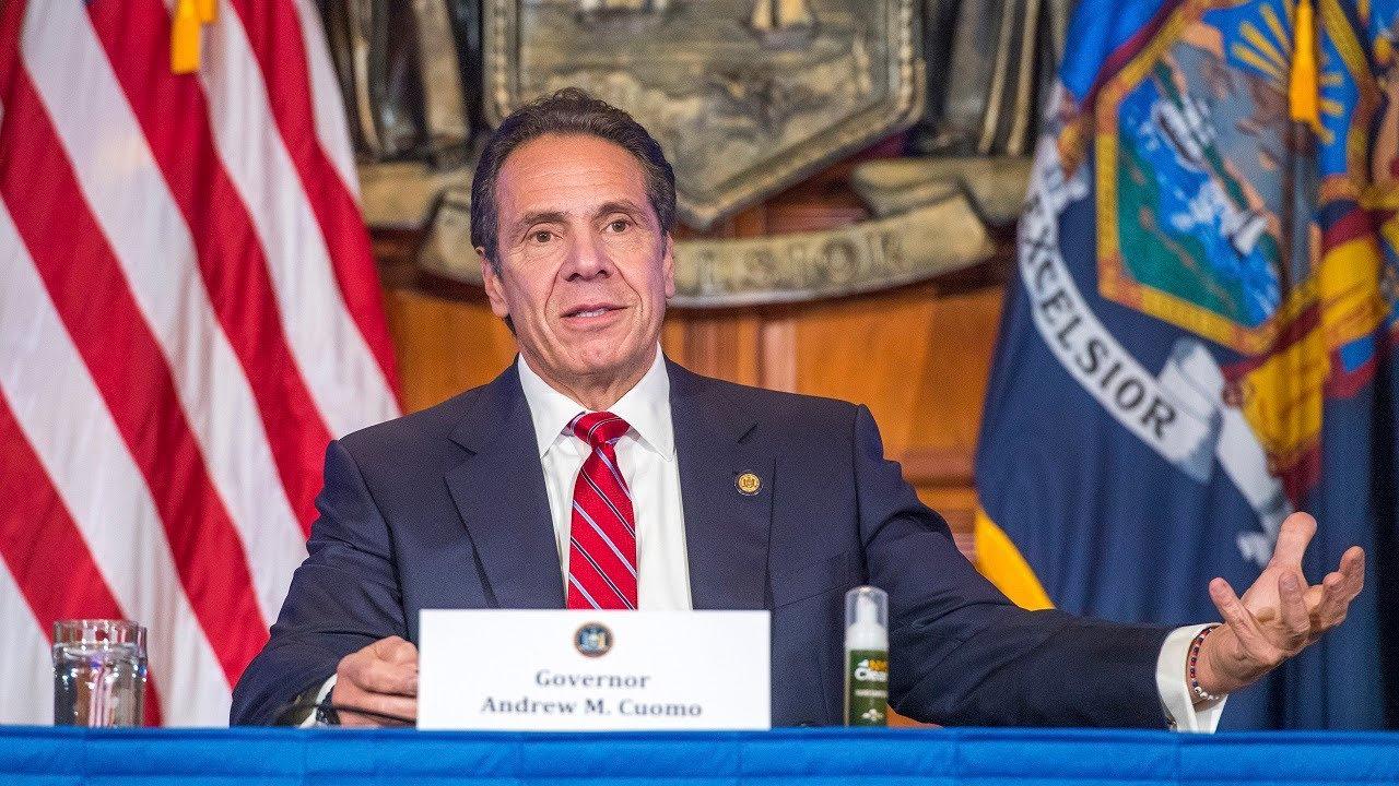 Former Aide Accuses Gov. Cuomo of Sexual Harassment