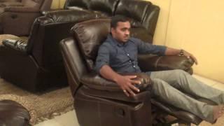 Recliner Sofa La Casa India 04