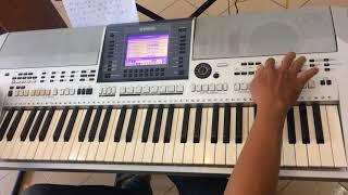 Cát Bụi Cuộc Đời Intro ( Dạy Organ cấp tốc )