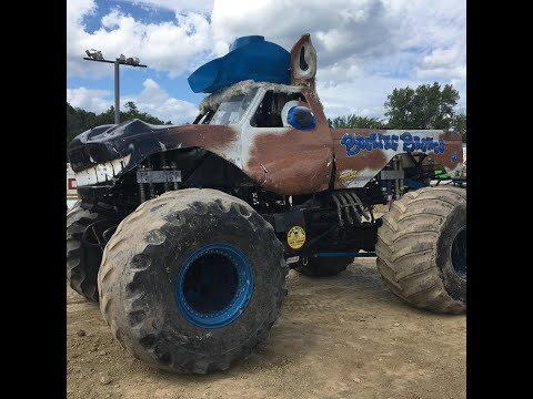 Monsters In The Catskills, Monster Truck Show, Accord Speedway, Accord NY, 8/10/19 (FULL SHOW)