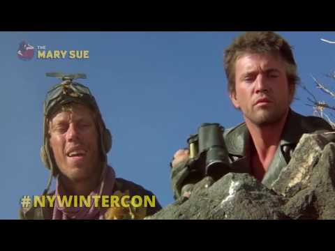 NY Wintercon:  with Character Actor BRUCE SPENCE