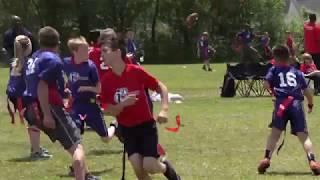 i9 Sports 352: Football Player Highlights (4/28/18) Jacksonville