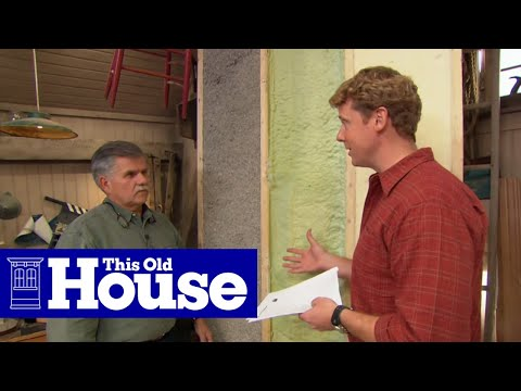 How to Choose and Use Insulation | This Old House