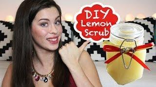 DIY-Peeling: Zitrone & Meersalz | Gewinnspiel | Last Minute Geschenkidee | Magnolia Osterspecial