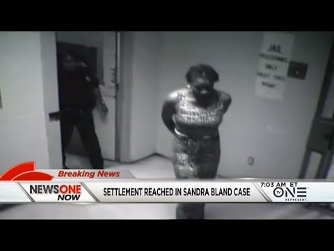 NewsOne Now Exclusive: Settlement Reached In The Sandra Bland Case