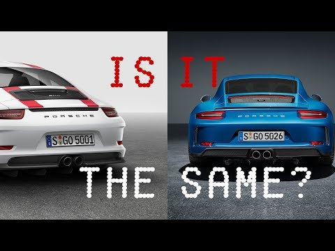 IS IT THE SAME ? Porsche 911 GT3 with Touring Package