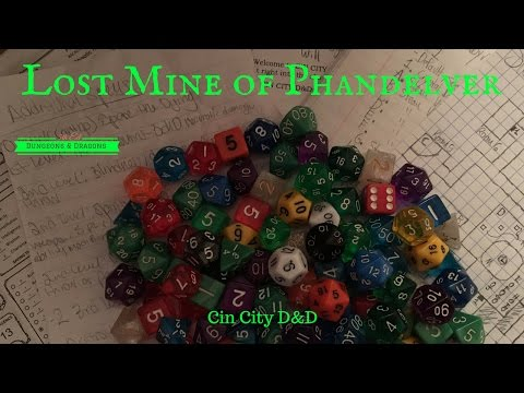 Lost Mine of Phandelver 029 - Sunday, Monday, D&D