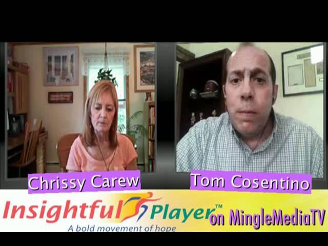Insightful Player TV: Tom Cosentino of iMediaPR