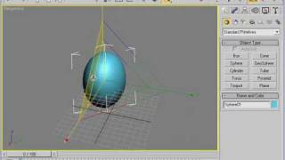 (1 of 3) Primitives in 3DS Max for PV3D