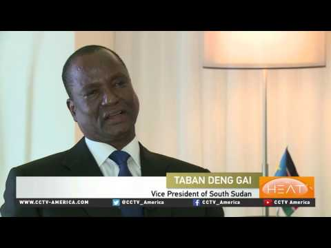 The Heat: South Sudan's long road to peace PT 1
