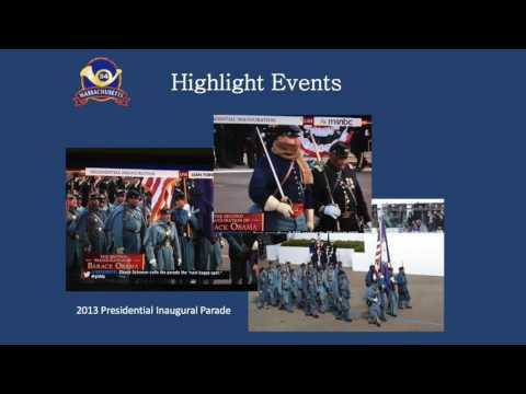 Bedford Historical Society Presents: The 54th Massachusetts Infantry Regiment