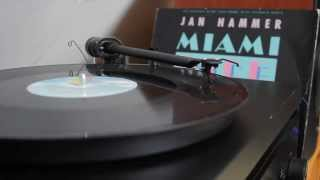 "Jan Hammer - Miami Vice Theme (12"" version) [MCA-23575] [Vinyl]"