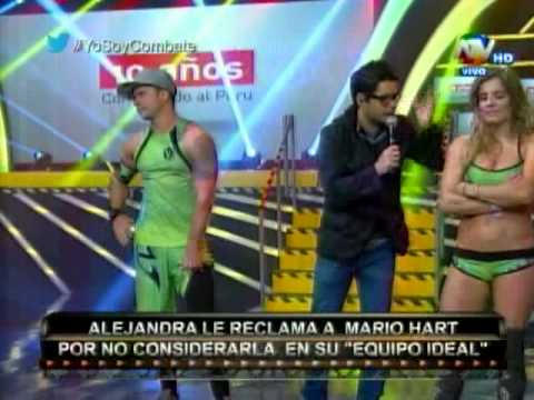¿Siguen las diferencias entre Alejandra Baigorria y Mario Hart?