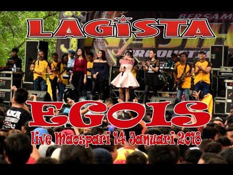 Egois - All Artis Lagista   Live Maospati 14 januari 2018