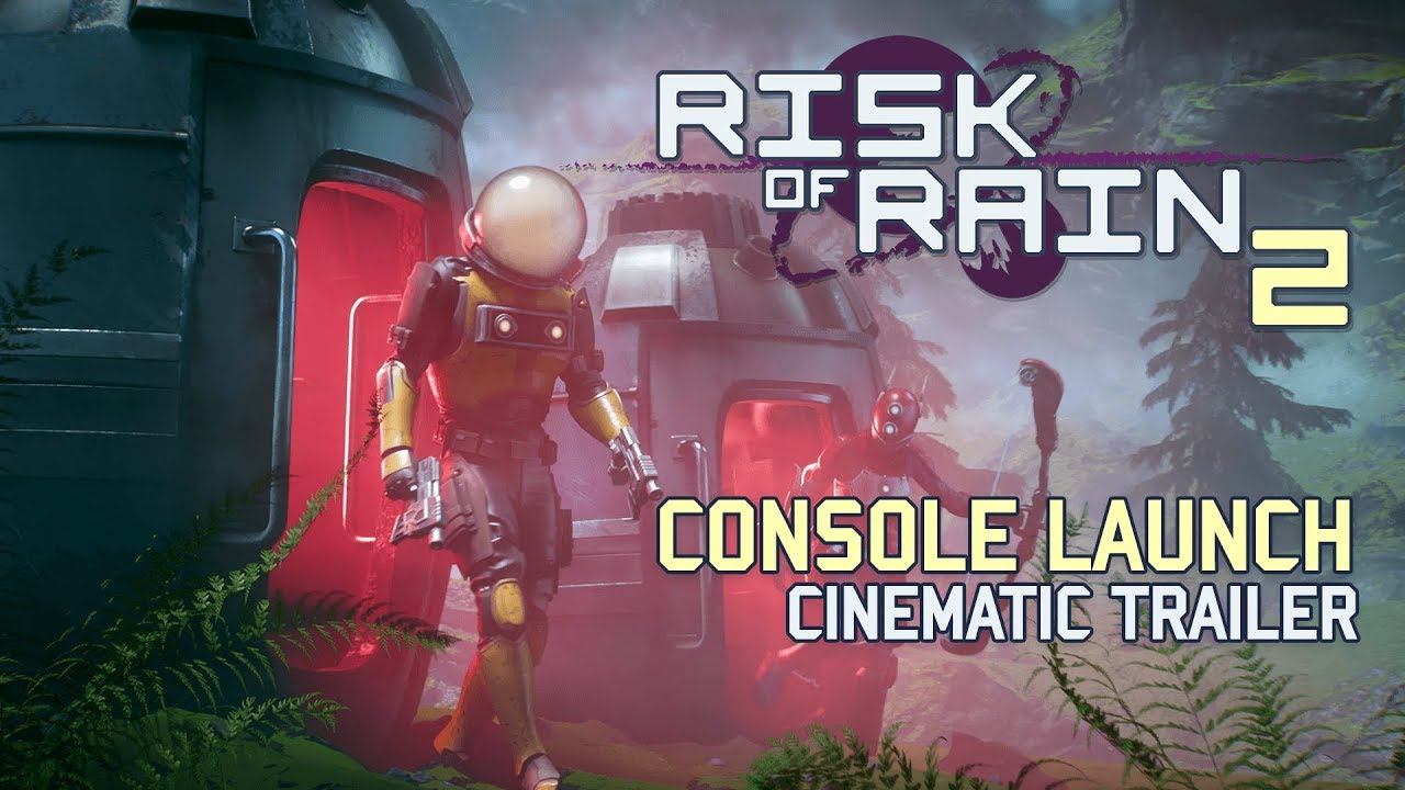 Risk of Rain 2 available now on Switch, Xbox One, and PS4