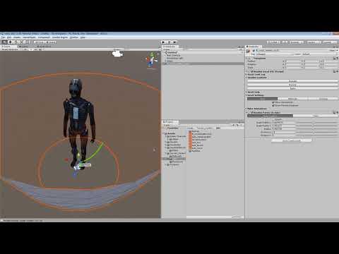 Houdini Engine - Mesh Generator Tool - Real Time VFX