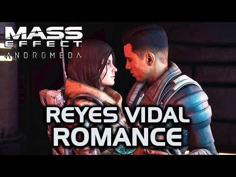 Mass Effect Andromeda - Reyes Vidal Romance
