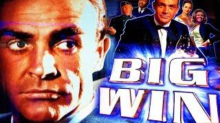 MY FIRST GOLDFINGER ★ JAMES BOND 007 ★ BONUSES & PROGRESSIVE ➜ COSMO Las Vegas