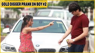Epic- Gold digger Prank On Boys By Simran Verma | Chik Chik Boom