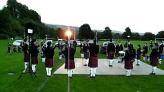 highland cathedral vale of atholl bagpipe band