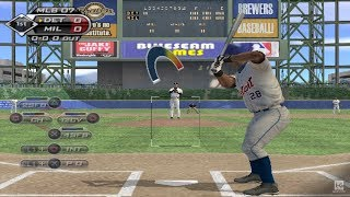 MLB 07: The Show PS2 Gameplay HD