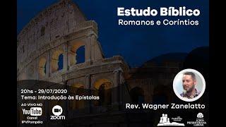 08. Estudo Bíblico - Romanos e Coríntios - Uma Igreja Dividida