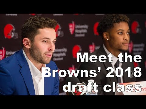 The Browns show lots of confidence in Baker Mayfield and the process that led them to him -- Bud Shaw's Spinoffs