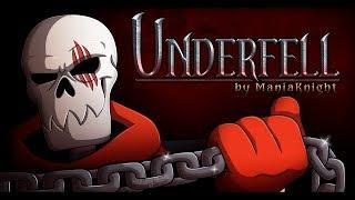 UNDERFELL С ОФИГЕННОЙ ОЗВУЧКОЙ ВОЗВРАЩАЕТСЯ! | UNDERFELL: Echo update