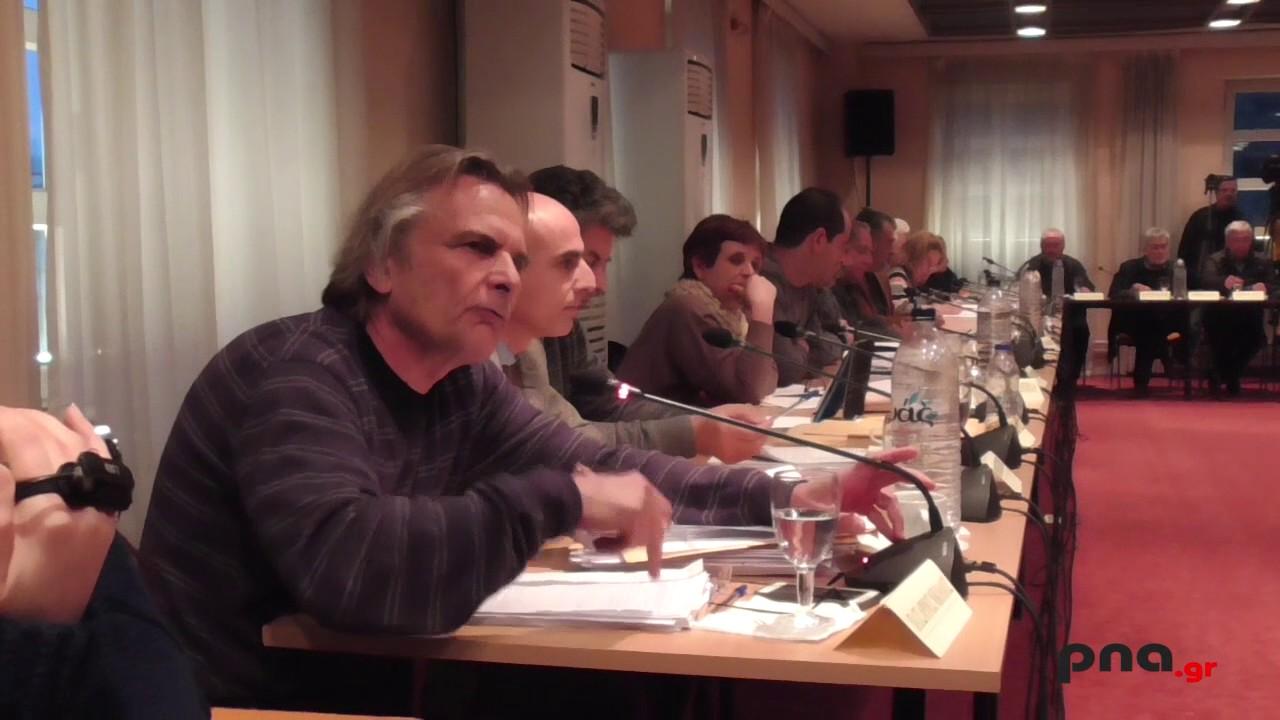 Στιγμές έντασης στο Περιφερειακό Συμβούλιο Πελοποννήσου