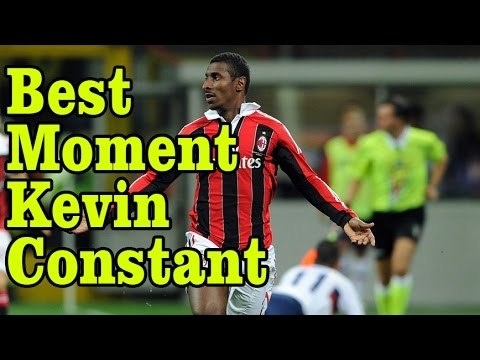 Best Football Moment of Kevin Constant