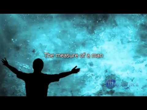 4Him  The Measure of A Man Lyrics