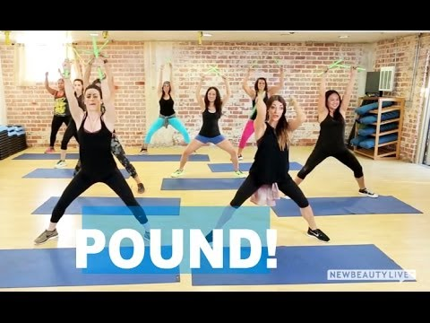 Fun Workout Trend: Pound | NewBeauty Body