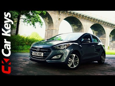 Hyundai i30 2015 review Car Keys