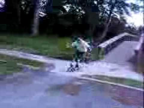 Eric J. Roth - Rollerblading Ana Maria Island