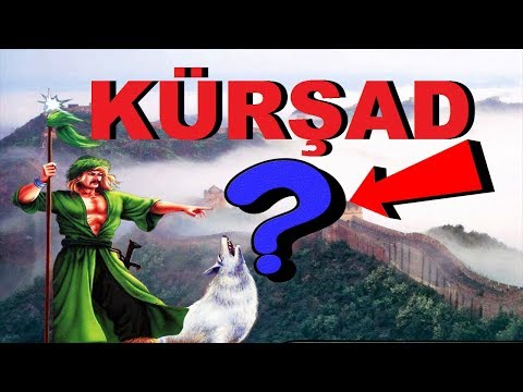 #KAHRAMAN TÜRK!!! KÜRŞAD VE KIRK ÇERİSİ# KÜRŞAD'IN ÇİN SARAYINI BASMASI