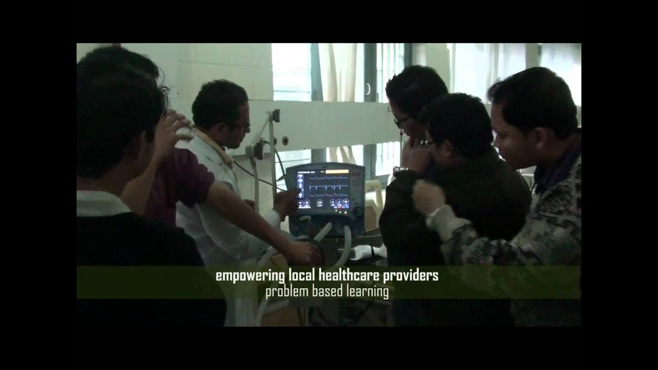 Respiratory Therapists Without Borders - YouTube