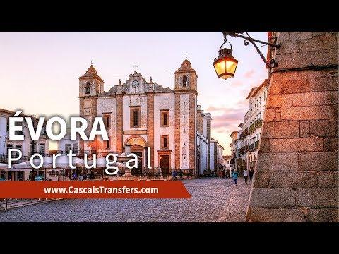 Conhecendo a Belíssima Évora, Portugal