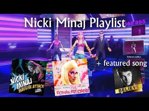 dance-central-3-|-nicki-minaj-playlist