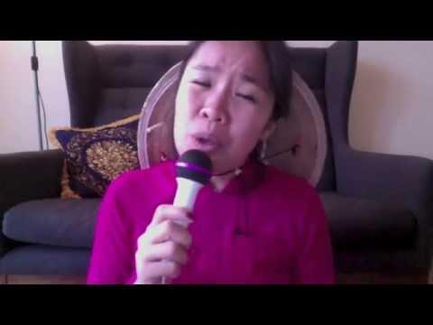 Kim Huong Karaoke - Lay me Down - Sam Smith Cover