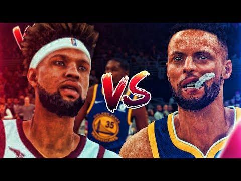 MARCUS BANKS VS STEPHEN CURRY !! NBA 2K18 MA CARRIÈRE BANKS #8